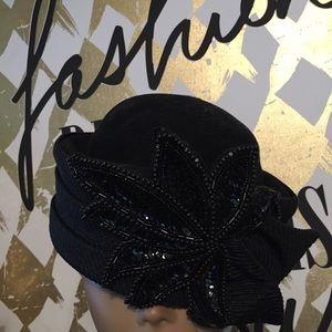 Deborah New York hat